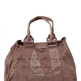 MARC BY MARC JACOBS - M STANDARD SUPPLY_SMALL CARGO(トートバッグ)|ブラウン