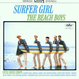 The Beach Boys - Surfer Girl/Shut Down Volume 2 [Extra Tracks, Original Recording Reissued, Original Recording Remastered]