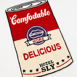 HOTEL SLY - 【HOTEL SLY】Comfortable Rug