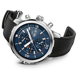 "IWC - Watch, AQUATIMER CHRONOGRAPH EDITION""EXPEDITION JACQUES-YVES COUSTEAU"""
