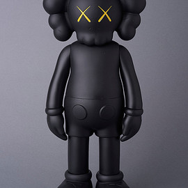 MEDICOM TOY, メディコムトイ - 2016 KAWS COMPANION BLACK COLORWAY (OPEN EDITION)