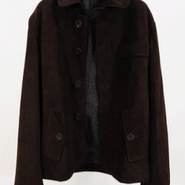 S.E.H KELLY - BRITISH COW HIDE LEATHER JACKET