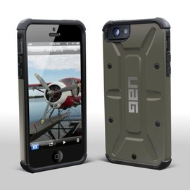 UAG - iPhone5専用 米国UAG社製耐衝撃ケース URBAN ARMOR GEAR APPLE iPhone5 COMPOSITE CASE WITH SCREEN PROTECTION アイフォン5 ケース
