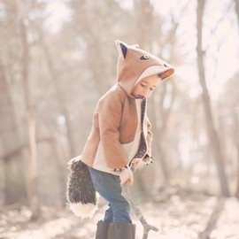 Kids Fantastic Little Fox Coat - Omg I love it