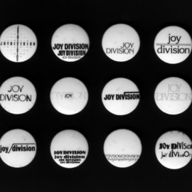 Joy Division - Badges 1978