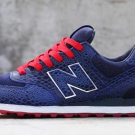 New Balance - BAIT × G.I. JOE × NEW BALANCE 574 COBRA COMMANDER