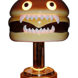 UNDERCOVER - HAMBURGER LIGHT