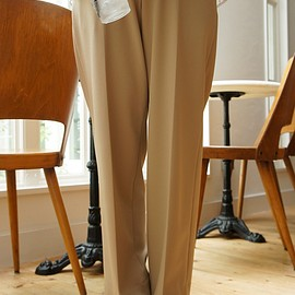 YAECA - 2WAY PANTS WIDE