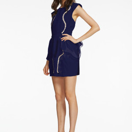 alice McCALL - Water Lovers Dress Navy