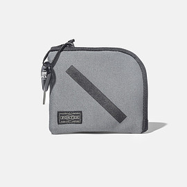 Saturdays, Porter - Zip Wallet, Grey