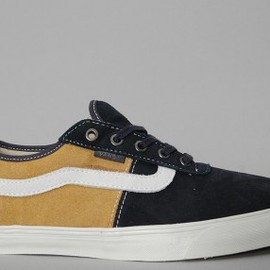 VANS - Vans - Rowley SPV Syndicate - Navy / Yellow