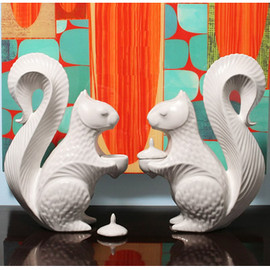 Jonathan adler - squirrel ring box