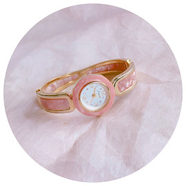 petitepomme - girly bangle watch
