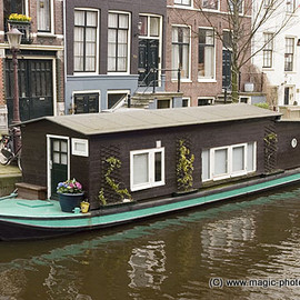 Amsterdam / Holland - Apartment Boat