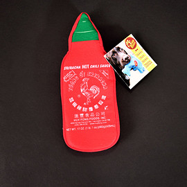Huy Fong Foods - Sriracha Dog Chew Toy