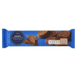 Tesco - Chunky Chocolate Shortcakes