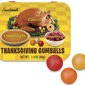 Accoutrements - Thanksgiving Dinner Gumballs