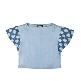 HOUSE OF HOLLAND - Denim Top