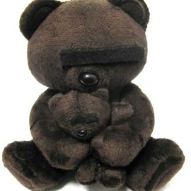 UNDERCOVER - Rebel Bear Plush Toy