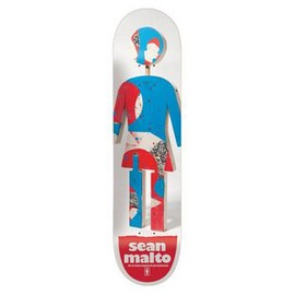 "GIRL - SELECT SHOP ""Sean Malto"" (8.125×31.625)"