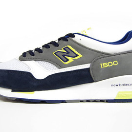 new balance - M1500UK 「made in ENGLAND」 「LIMITED EDITION for mita sneakers / OSHMAN'S」 NGL
