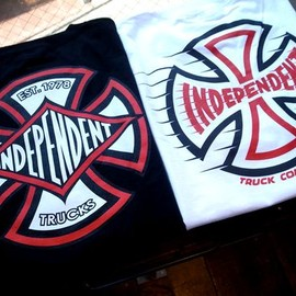 Independent - TC Speed T-Shirts&Diamond Re-Work T-Shirts