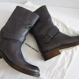 CoSTUME NATIONAL - Lether boots