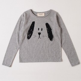 BOBO CHOSES - T-Shirt LS Dog