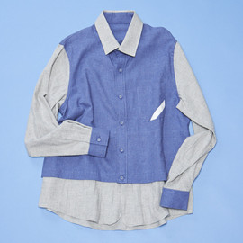 PHINGERIN - LAYERED SHIRT