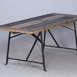 Scrapwood Piling Coffee Table