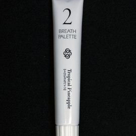 Palette Breath - (Pineapple) Toothpaste, Japanese Toothpaste Brand