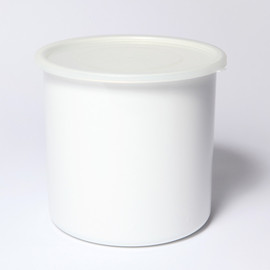 MARGARET HOWELL, NODA HORO - ROUND STORAGE L WHITE