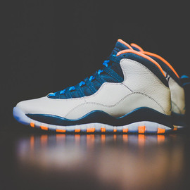 "Nike - Air Jordan 10 Retro ""Bobcats"""