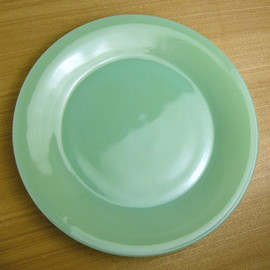 Fire King - Jadeite RW Dinner Plate