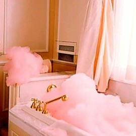 princess bubble bath