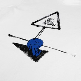 "NORSE PROJECTS x JAMES JARVIS x colette - T-Shirt ""Busy"""