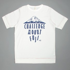 Couverture and The Garbstore - Challenge Mount Fuji Tee