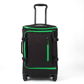 TUMI, Heineken - Heineken100 Carry On - Black/Heineken Green
