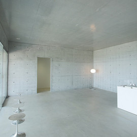 Teshima Art Museum - Entrance Desk