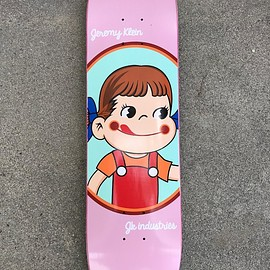 KLEIN INDUSTRIES - SIGNED and NUMBERED milk girl board 8.0 X 31.75
