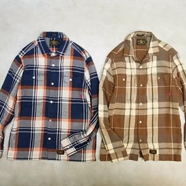 wtaps - UNION L/S/SHIRTS.COTTON.TEXTILE