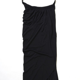ALAIA - One Strap Rayon Dress
