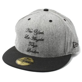 STUSSY - All City New Era Ballcap