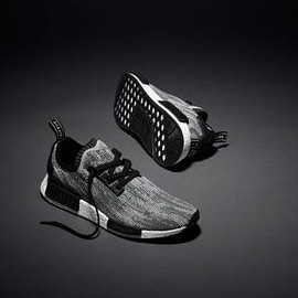 adidas - NMD - Black/White