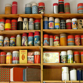 thermos - Crazy thermos collection