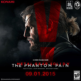 KONAMI - METAL GEAR SOLID V: THE PHANTOM PAIN PREMIUM PACKAGE