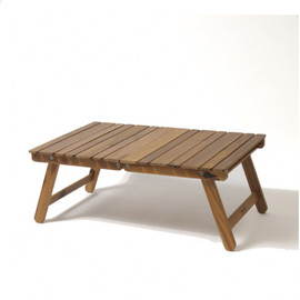 "CampDept.com別注  Wing Table ""ash"""
