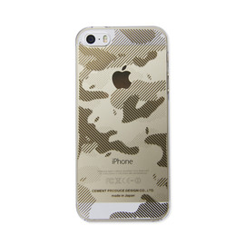 "CEMENT PRODUCE DESIGN, iTattoo - ""appouflage "" for iPhone5/5s Champagne gold"