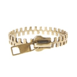 Alkemie Jewelry - Zipper Bracelet