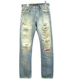 UNDERCOVER - but beutiful 68 Denim Pants
